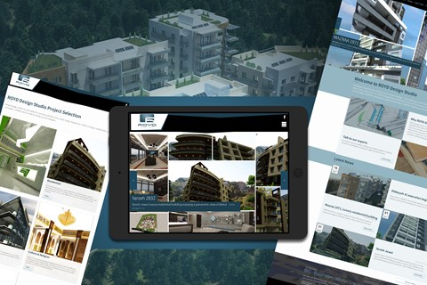 ROYD Architecture - Creative Responsive Website